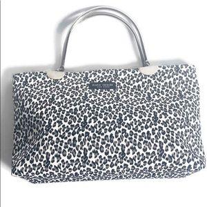 Very Nice Kate Spade Leopard Print Small Handbag
